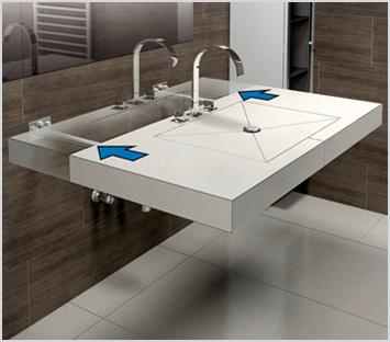 Lux Elements Lavado Float Technology Amp Design