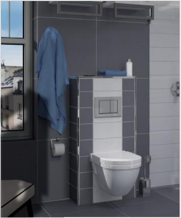 lux elements tec vwd l habillage de toilette suspendu. Black Bedroom Furniture Sets. Home Design Ideas