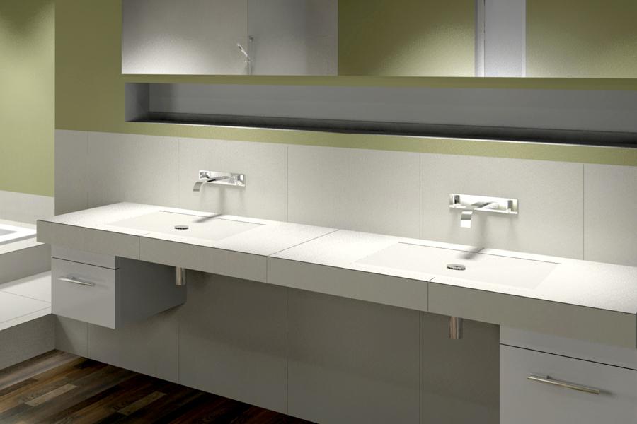 lux elements lavado float technology design